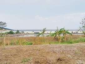#9570 Dijual tanah cocok buat gudang di Onggorawe, Sayung