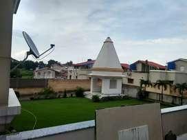 Bunglow for rent in dhaiya alokik casa