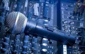 Audio Engineer, Recordist