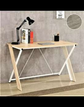 Stylish study table in tactile sheet
