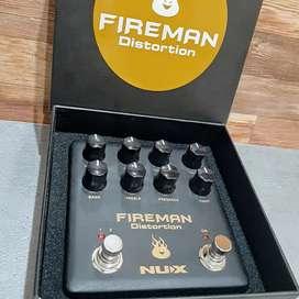 NUX Fireman Distortion NDS5