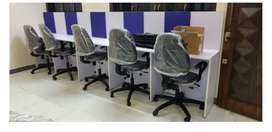 complete office work station at factory prices