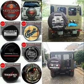 Cover/Sarung Ban Sidekick/Daihatsu Taruna/Toyota Rush/Terios#GliAZZ Vi