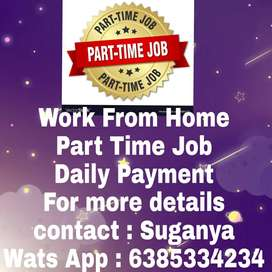 JOB FOR EVERYONE WITH GENUINE AND GUARANTEED PAYMENT