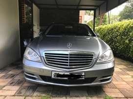 Mercedes-Benz S-Class 2009 Diesel Well Maintained
