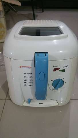 Westpoint deep fryer Model XB5366