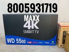 50 inch wd *+4k smart @voice remote control