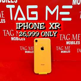 "TAG ME ""XR"" 64GB IPHONE CORAL COLOUR"