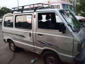 CNG/Petrol Maruti Omni