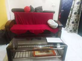 Mint condition centre table and side tables