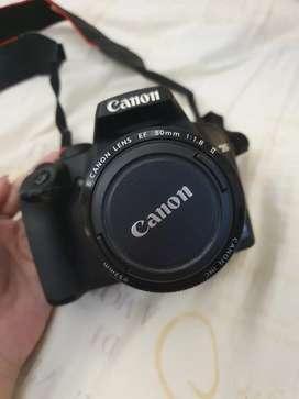 Kamera DSLR Canon 1000 D