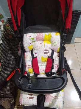 Stroller creative baby most
