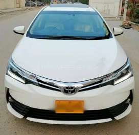 Toyota Corolla Altis Grande 1.8 On Installment