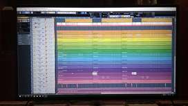 Bollywood music production. Software