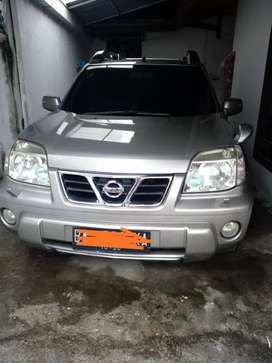 Jual Nissan xtrail 2004 ,plat BA,bpkb stnk lengkap