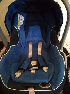 Pliko Baby Car Seat Baru