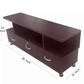 Fixed Price Large 3 drawer led table five feet
