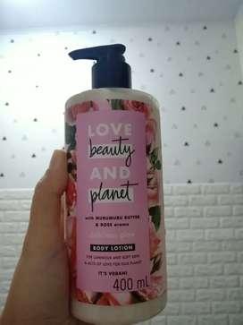 lotion love beauty planet