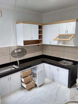 Inerior dan kitchenset