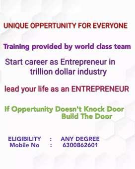Wonderful opportunity