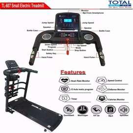Treadmill listrik paling diminati rating terbaik di Indonesia bisa COD