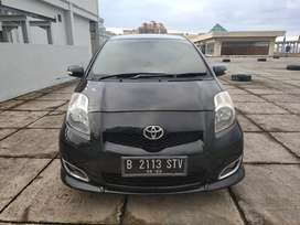 Toyota Yaris 1.5 S Automatic Limited 2010 Good Condition TDP 5 Juta