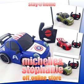 M&S RCBENSMART11 - 2020 Mainan Mobil Remot control Avengers Marvel
