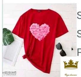 Comfy faishonable T-shirt for womens