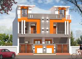 2 bhk Double Story house with Bank Finance Indira Nagar Lucknow