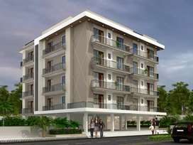 Luxury 3bhk s.f flat on main 200ft bypass, rera approved