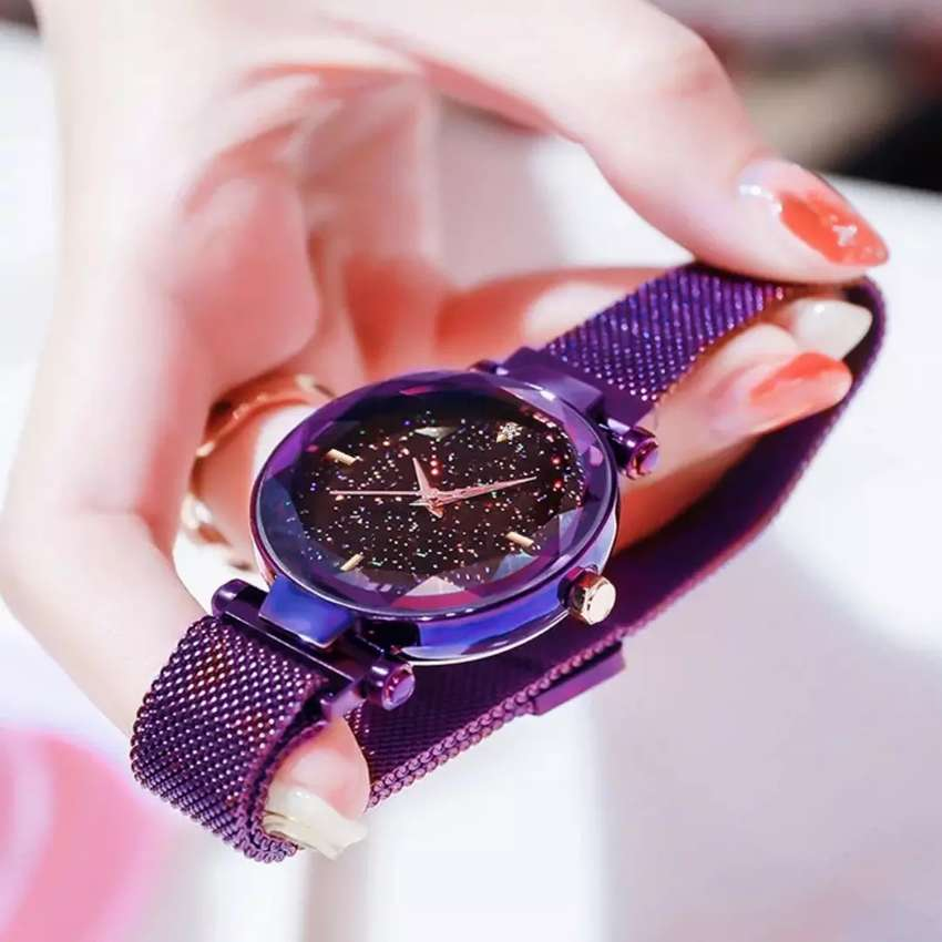 Magnet Watch for ladies 0