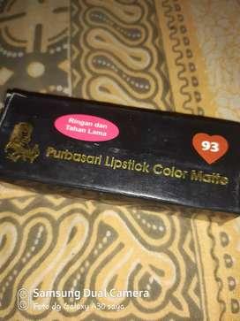 Purbasar* Lipstick Color Matte No 93 ORI