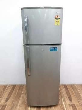 LG 280 liters 4star rating inbuilt stabilizer refrigerator