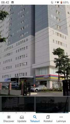 DiKontrakkan Apartemen Puncak Permai Tower B  2 BR Surabaya Barat