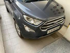 Ford ecosport automatic grey