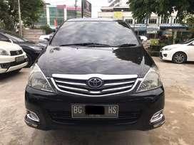 Toyota Kijang Innova G 2.0(bensin) A/T 2009/2010 , mobil mulus !!!