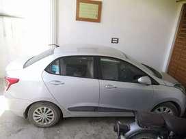 T-Permit Hyundai Xcent CNG/petrol Car