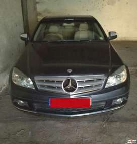 Mercedes-Benz C-Class 200 K Elegance AT, 2008, Petrol