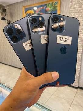 IPHONE 12 PRO MAX 512gb INTER SUPER SEMPURNA
