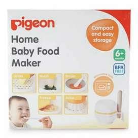 pigeon alat peralatan membuat makan mpasi bayi baby food maker