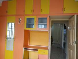 2 bhk flat available for lease in harkere.