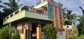 2Luxury fully furnished Double Bedrooms with 1 floor In Atmakur