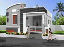 2 BHK House for sale @ Thudiyalur - Idigarai