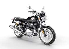 Royal Enfield 650cc Interceptor in Finance