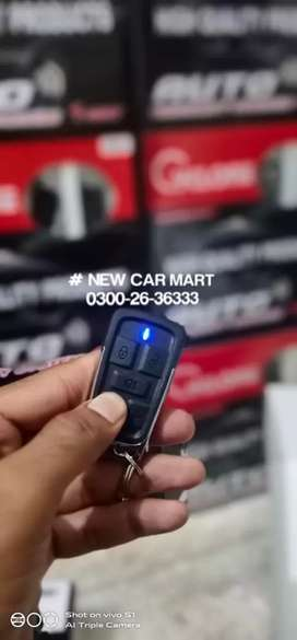 CyCLONE CAR ALARM SYSTEM ( AUTO SECURITY SYSTEM)