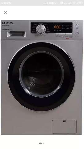 Lloyd fully automatic washing machine brand new