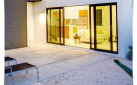Aluminium / Kaca Pasuruan Kota Spesialis Pemasangan Kusen & Partisi Ku