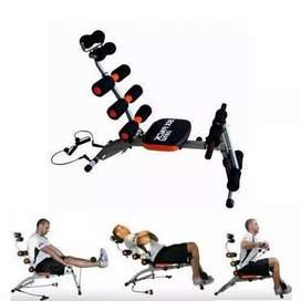 Alat fitnes sit-up multifungsi new sixpack care
