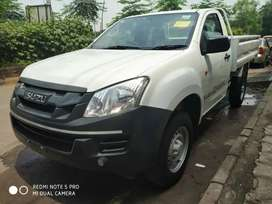 New ISUZU DMax flat deck commercial vehicle (BS 6 only)