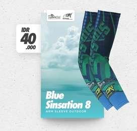 Manset DK Arm Sleeve Sensation Blue